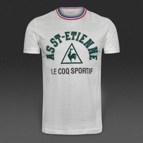 Remera Le Coq Sportif As St. Etienne