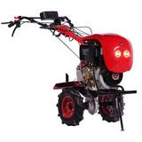 Tratorito Motocultivador Micro Trator À Diesel 9hp Toyama Nf