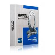 Kit Relação Titan 150 04/015/fan 160 1045  43z X16z  Riffel