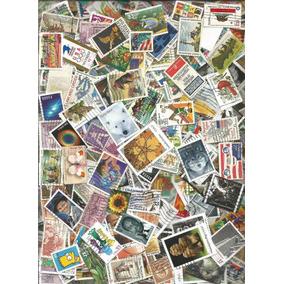 Coleccion De 1000 Timbres De Estados Unidos