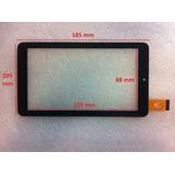 Touch Screen Negro Tech Pad 716 Flex Lh6035