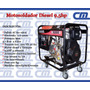 Motosoldador Diesel 9.5hp