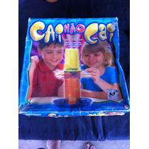 Jogo Antigo Cai Não Cai Estrela Brinquedo Na Caixa