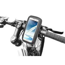 Base Porta Celular Para Moto Y Bici Contra Agua C Posiciones