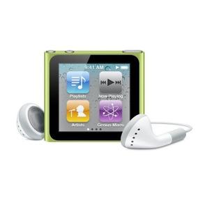 Ipod Nano Touch 8 Gb 6 Geração Verde (green)