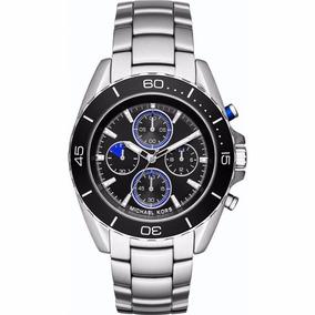 Reloj Mk8462 Michael Kors Hombre Am Pm Crono Fecha 50m