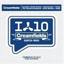 Artistas Varios - Creamfields Buenos Aires 2010
