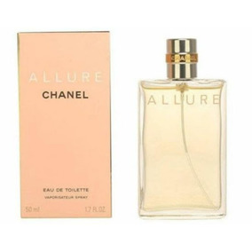 9a86d968fea Perfume Allure Chanel Feminino Edt 50 Ml Original E Lacrado!