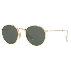 Óculos De Sol Ray Ban 3447 Round Metal Original Varias Cores · 8 cores. R   200 fb75f45f01