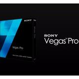 Editor De Videos Magix Sony Vegas Pro 14 Profesional
