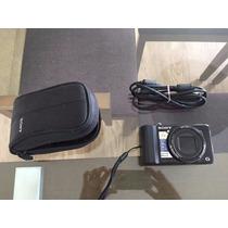 Máquina Fotográfica Cyber Shot Sony Dsc-hx9v Ótimo Estado!