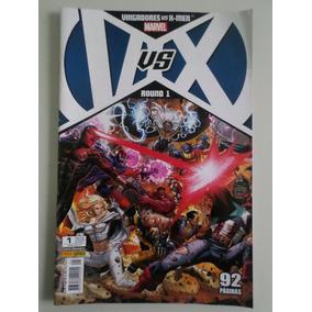 Hq Gibi Vingadores Vs X-men 1 Temos Mais Edições