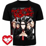 Remera Rock My Chemical Romance