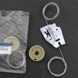 Kit De Ventana Regulador Reparación Ajuste Bmw X 5 E53...