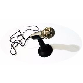 Micrófono Hyundai Stereo Para Pc