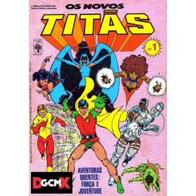 Os Novos Titas - Abril (download)