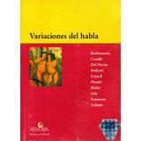 Variaciones Del Habla - Mario Casalla / Altamira