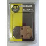 Pastilla Semimetalica Gpp Jialing Gold 135-150/honda Cl 125