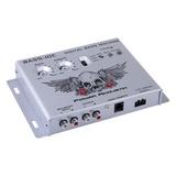 Potenciador De Bajos Para Audio Automotriz