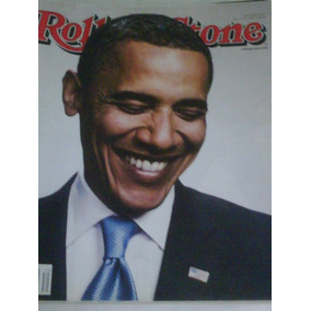 Obama En Revista Rolling Stone Usa - Julio 2008