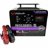 Cargador Baterias Schumacher 12-24-36-48-60-72 Volts Se-1072