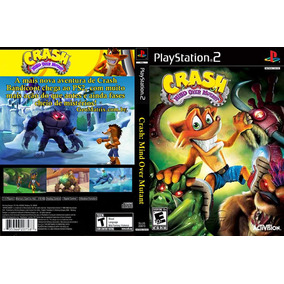Patch -crash - Mind Over Mutant - (ps2) E Pc