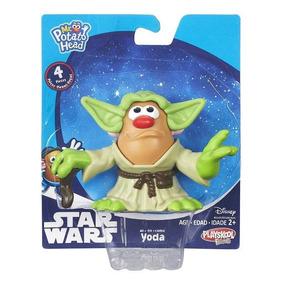 Señor Cara De Papastar Wars Mini Mashers Yoda