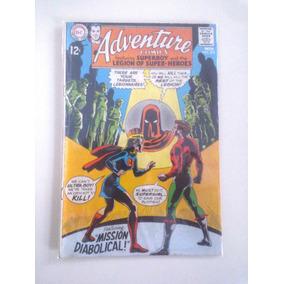 Adventure Comics #374 (1968) Legion Dc Comic Antiguo Ingles