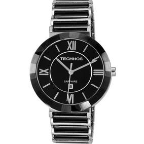 Relógio Technos Ceramic Sapphire Feminino 2015bx/1p