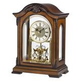 Bulova B1845 Durant Antiguo Reloj Del Mundo, Nogal