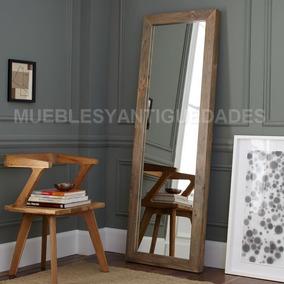 Espejo Pie 1,90 X 0,60 Probador Vestidor Local Deco (em105m)