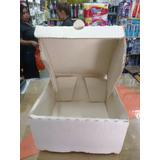 Caja Carton Troquelada 25x25x10 Multiples Usos