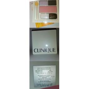 Paleta Maquiagem Clinique K62 - 3 Cores - Original