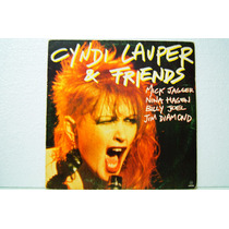 Lp - Cyndi Lauper And Friends