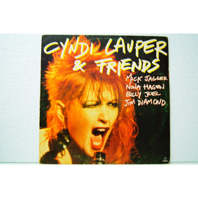 Lp - Cyndi Lauper And Friends