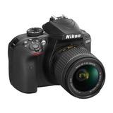 Camara Nikon D3400 (nueva)