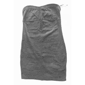 Lindo Vestido Strapless Volcom Tribal /oferta/ Original