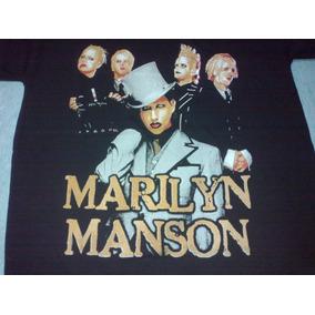 Remera Marilyn Manson