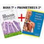 Ross Histologia 7° + Prometheus Atlas Anatomia 2° Combo..!!!