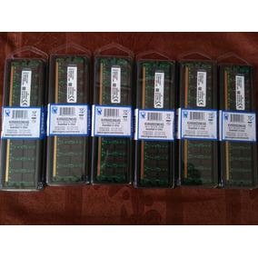 Memoria Kingston Ddr2 4 Gb 800 Mhz (solo Para Amd) Nuevas