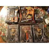 Lote Wwe Wwf Figura Colección John Cena Misterio Batista 6p