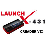 Escaner Automotriz Multimarca Creader Launch Vii Full Scan