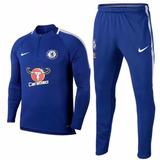 Buzo Conjunto Chelsea Nike Original 17/18