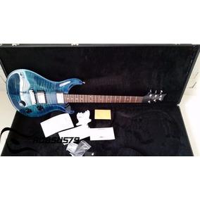 Guitarra Prs Paul Reed Smith Custom 22 - Flame Whale Blue