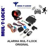 Alarma Mul-t-lock Original Para Todo Tipo De Carros !!!