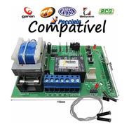 Kit Placa Central Universal E Fim De Curso Motor Basculante
