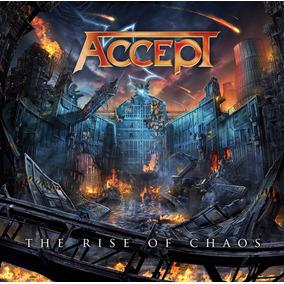 Accept:the Rise Of Chaos(lançamento Em Caixa Acrílica )
