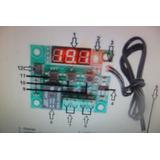 Termostato Termômetro Digital 12v Controlador De Temperatura