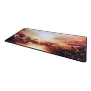 Mouse Pad Gamer Gigante 70x30cm. P/ Mouse Y Teclado Premium