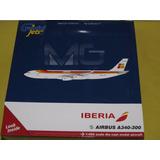 Iberia Airbus A340-300; 1/400 Gemini Jets -acepto Ofertas-